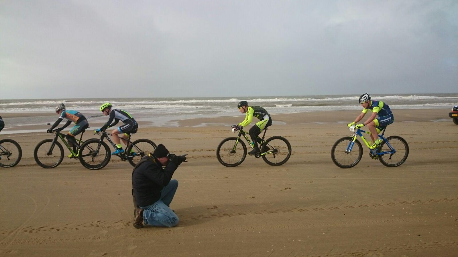 Europees Kampioenschap Bicycle Beachrace Scheveningen