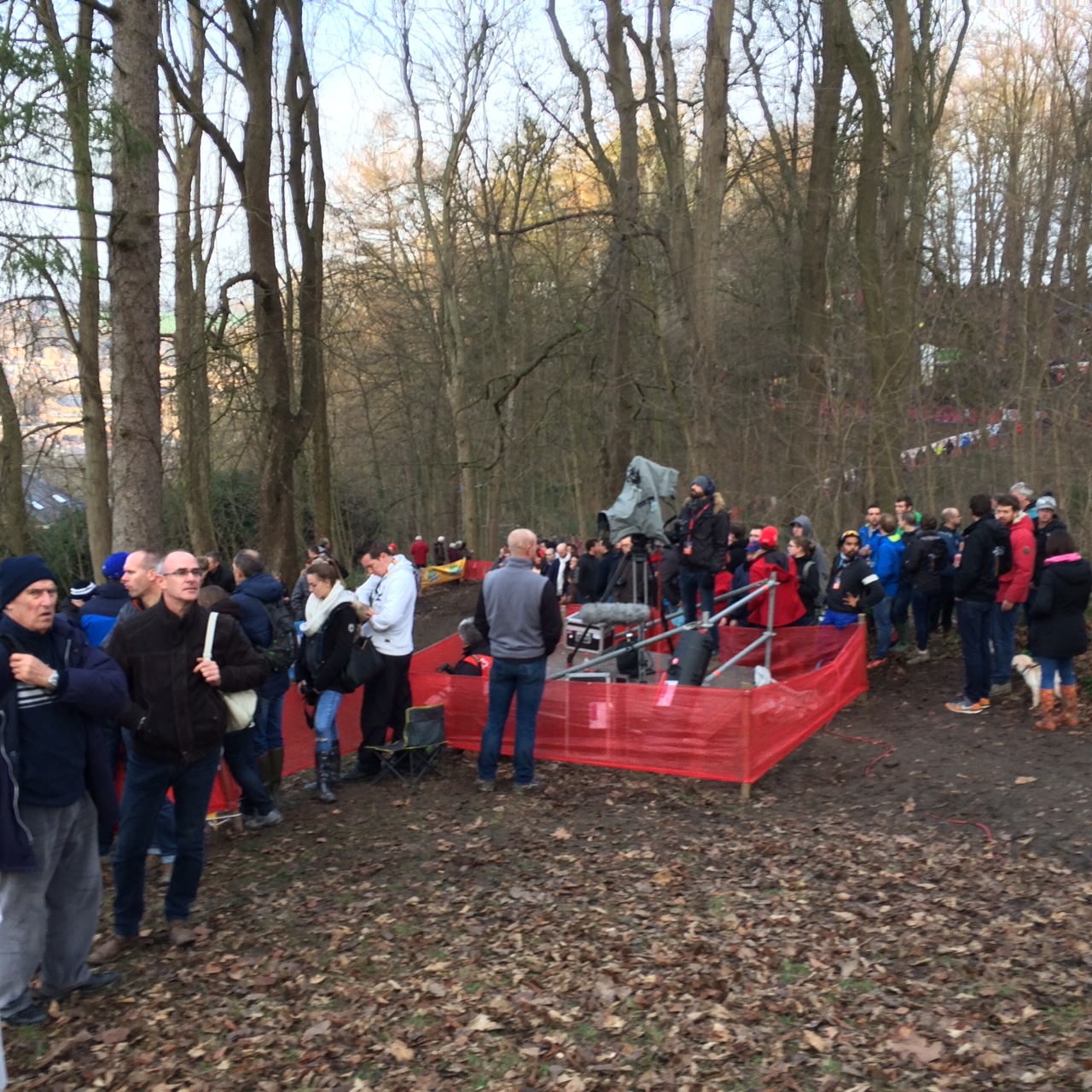 Internationale cyclocross Huijbergen wordt Finale Topcompetitie veldrijden