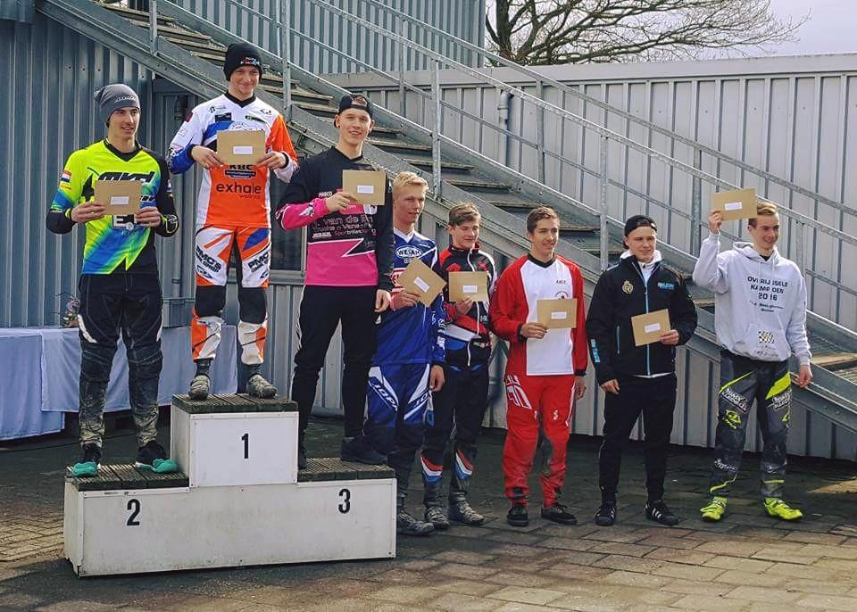 Winst voor Nick Vandeput in Dedemsvaart Junior Men