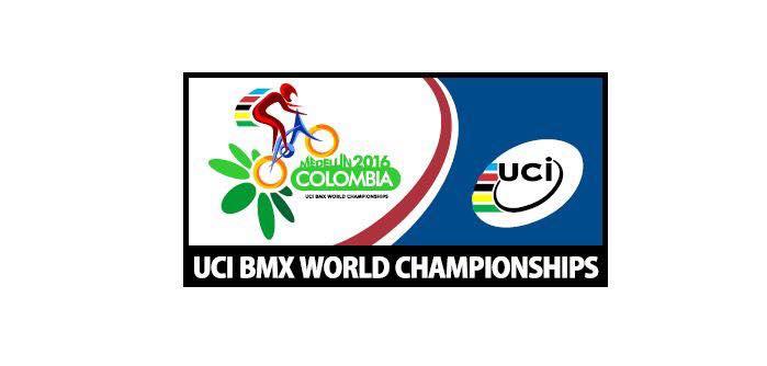 Geselecteerde rijders WK BMX 2016