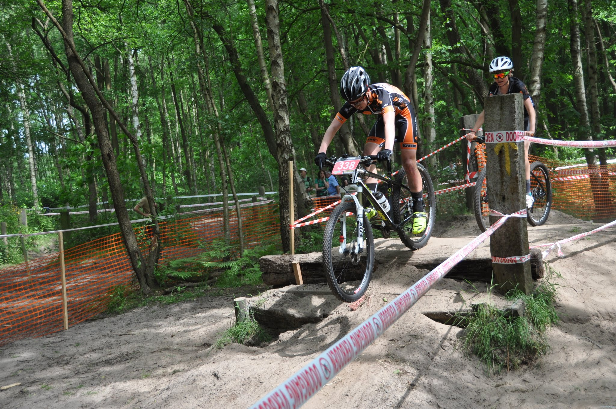KTM Bikevision blikt terug op Eupen