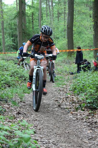 KTM Bikevisionbikers reden in Ravels