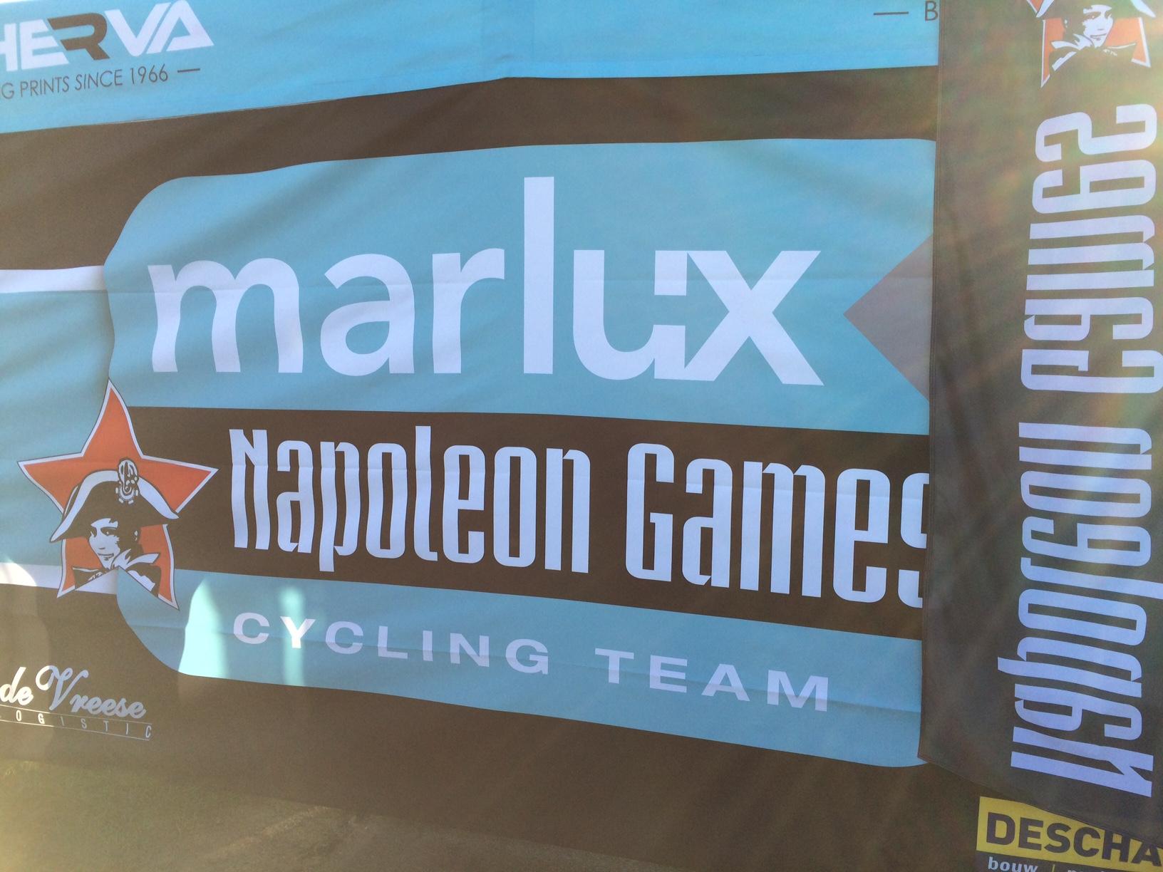 Eli Iserbyt maakt toptransfer naar Marlux-Napoleon Games