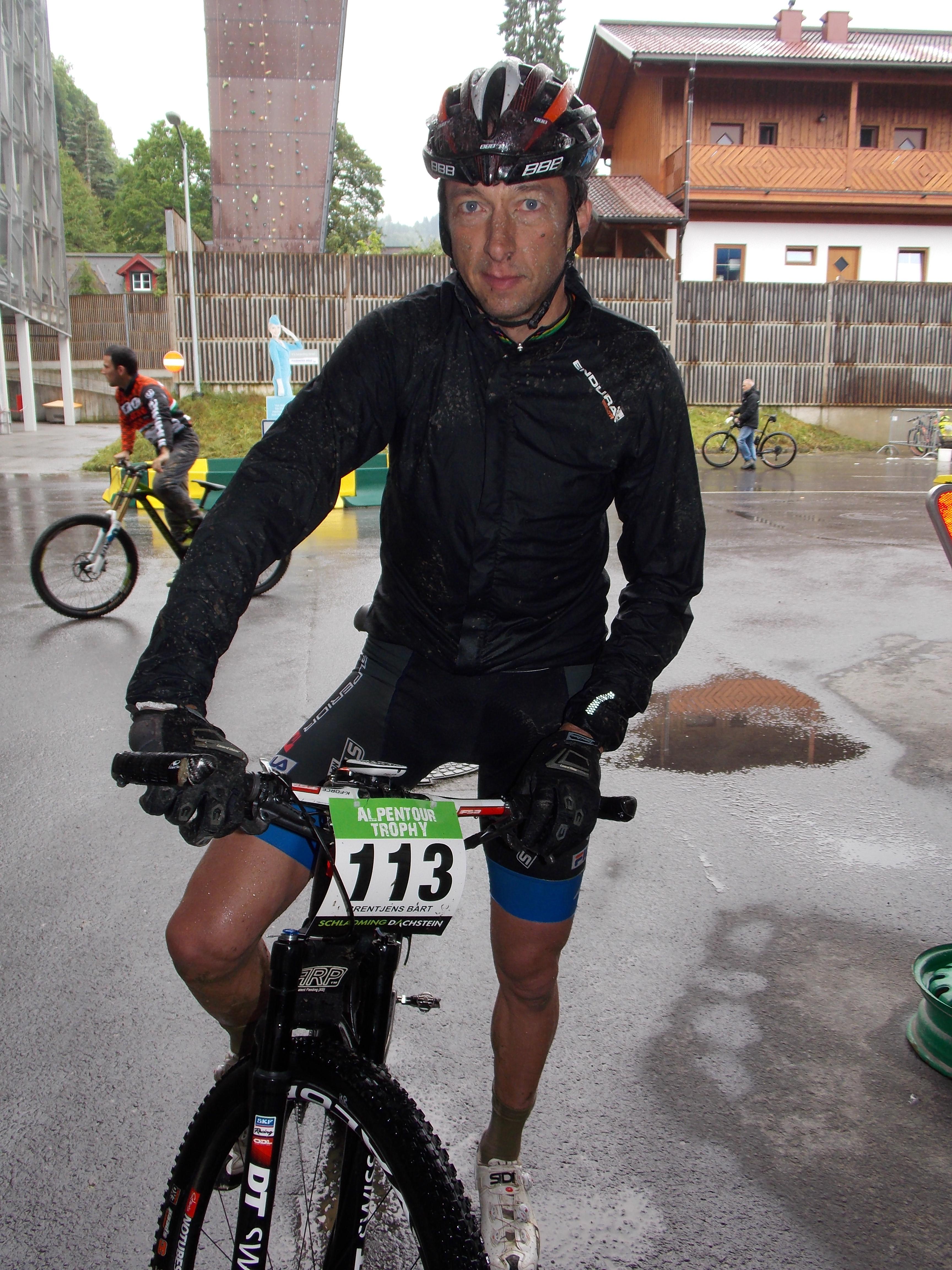Bart Brentjens over de Alpentour Trophy en de Spelen
