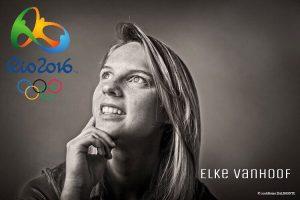 Elke Van Hoof Rio 2016