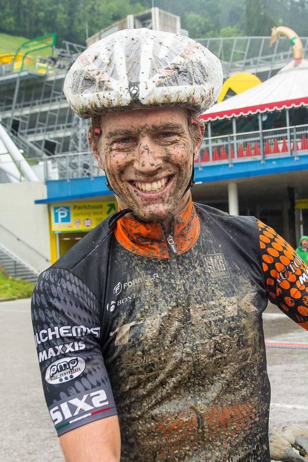 Samuele Porro en Christina Kollmann eerste ritwinnaars in Alpentour Trophy
