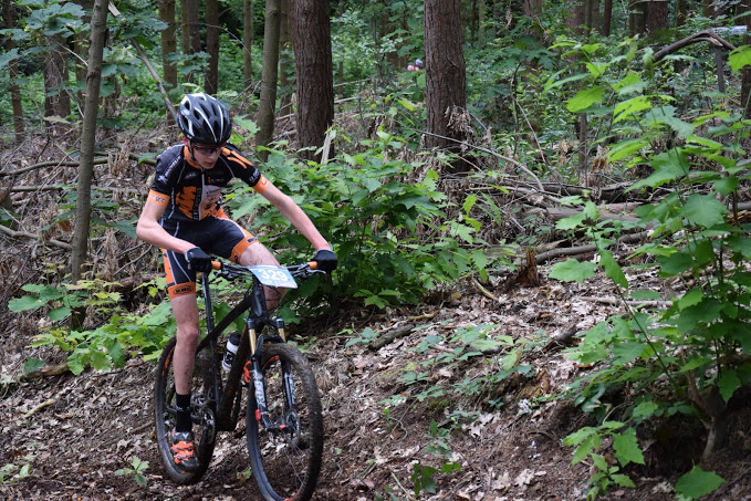 KTM Bikevision bikers over Paal, St.-Vith en Nove Mesto