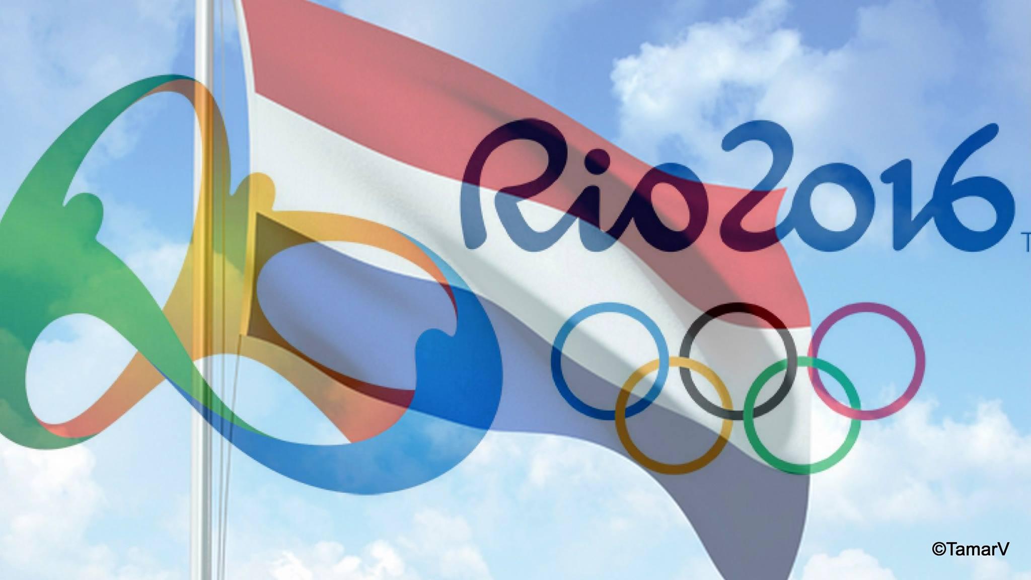 Kwalificatie van de heren in Rio 2016