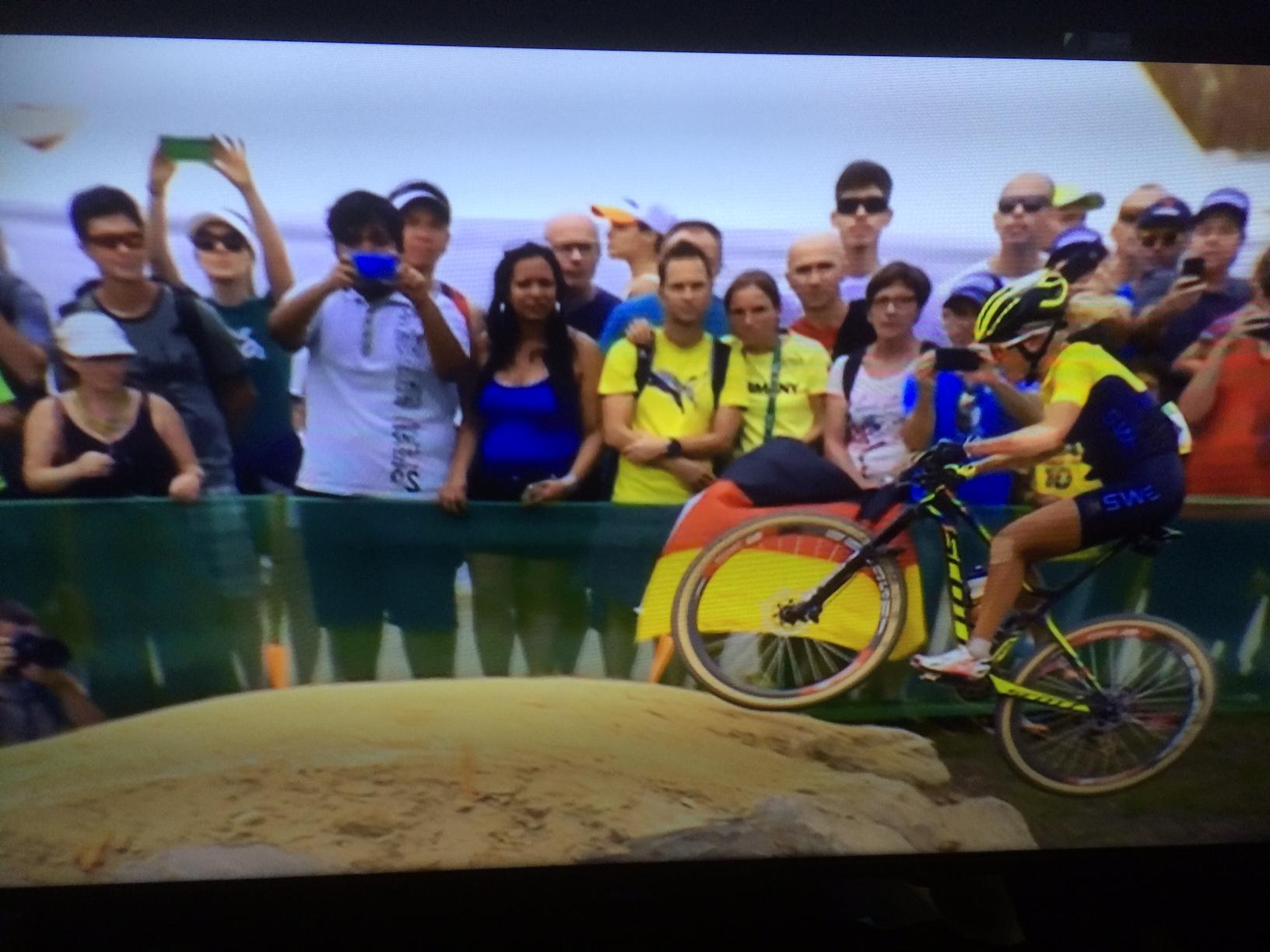 Offroadbiking – Jenny Rissveds olympisch kampioene, Githa ...