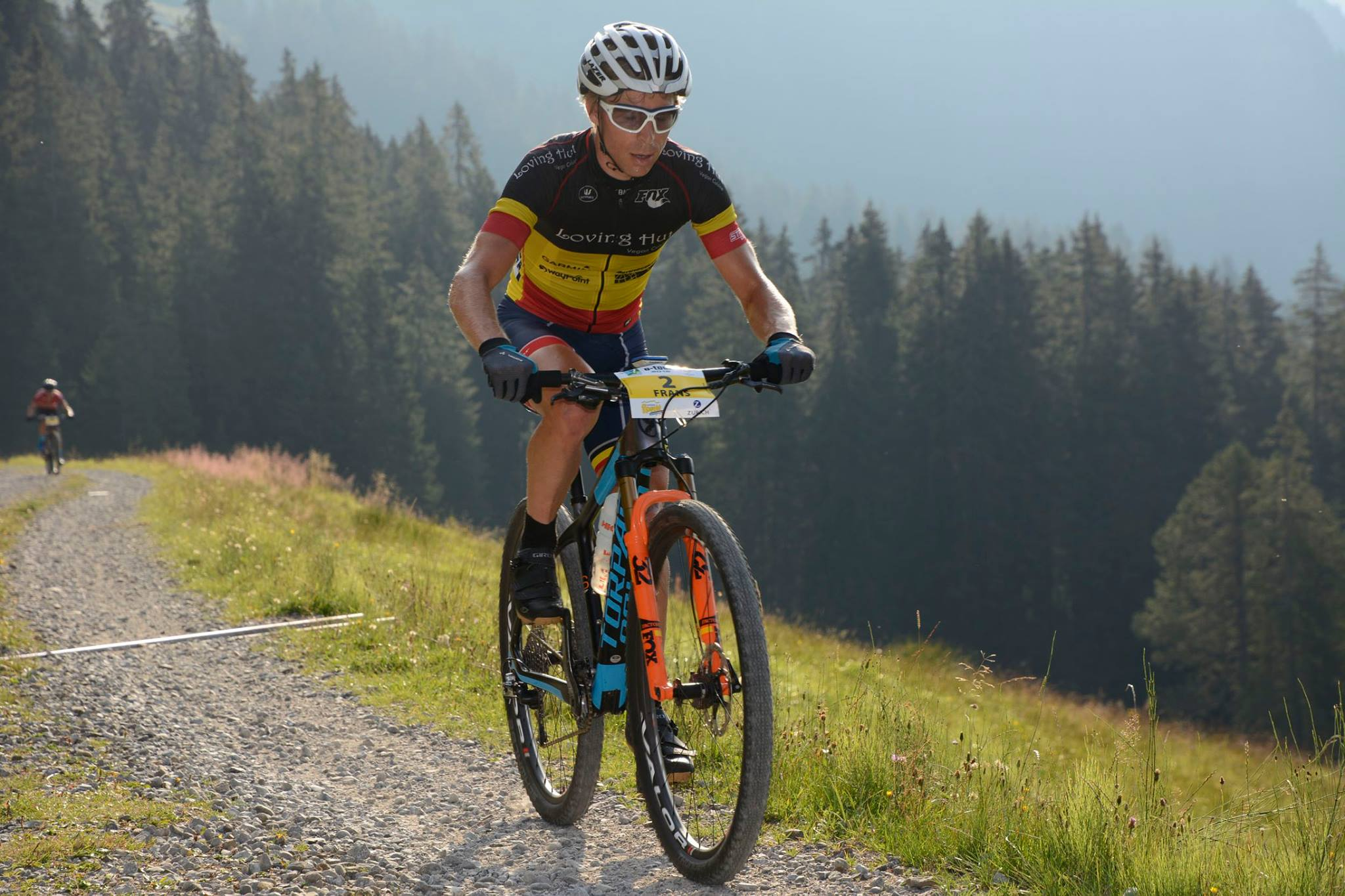 Frans Claes tweede in O-Tour marathon in Obwalden