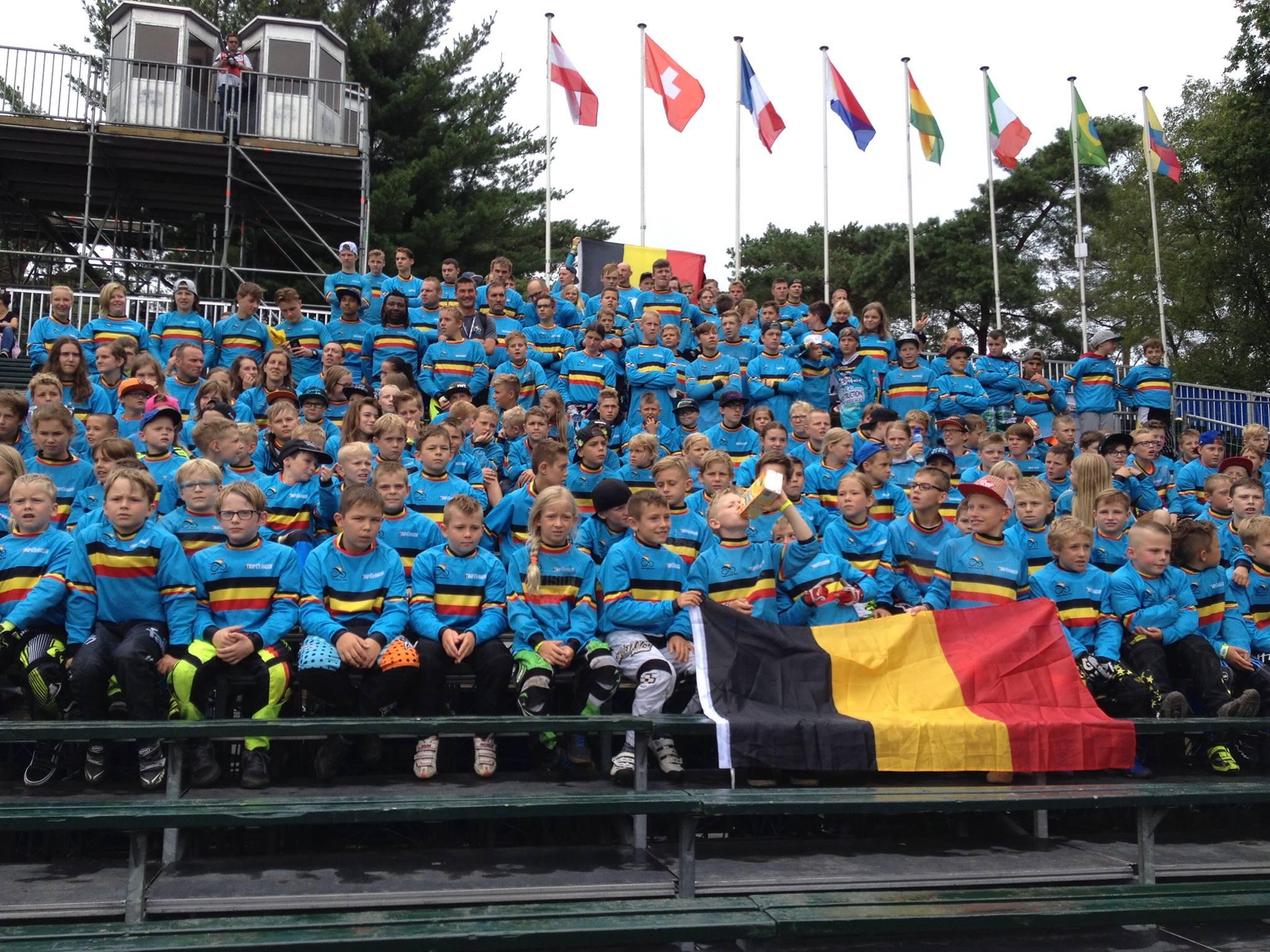 WK BMX in 2019 terug in Zolder
