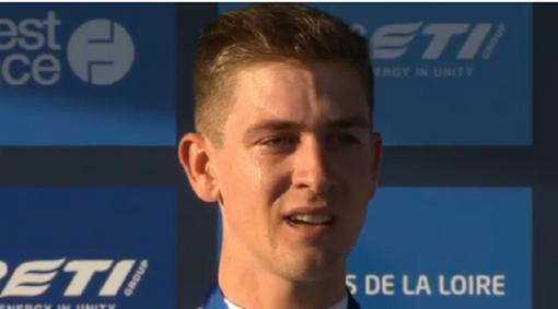 Toon Aerts is nieuwe Europese kampioen in Pont- Chateau