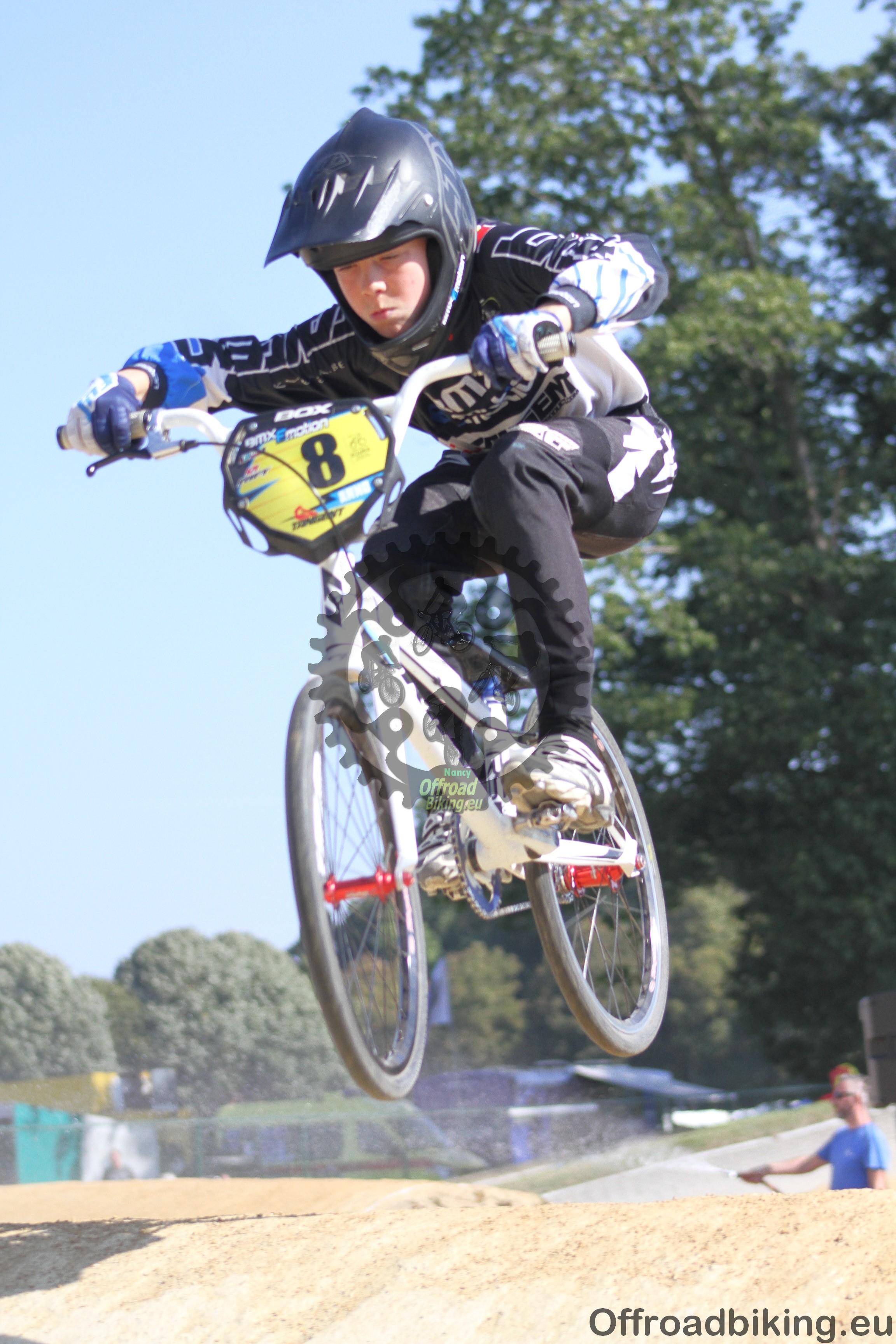 Topsportschool voor BMX