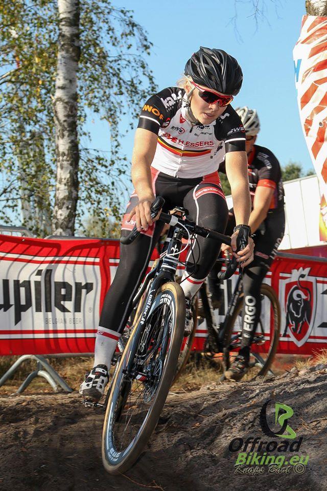 Selectie vierde manche Wereldbeker Cyclocross Koksijde
