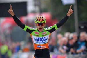 Nationale Selectie voor de Wereldbeker Cyclocross Zeven (Duitsland)