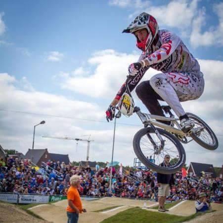 Rick Van Den Dikkenberg stopt bij Verlu BMX