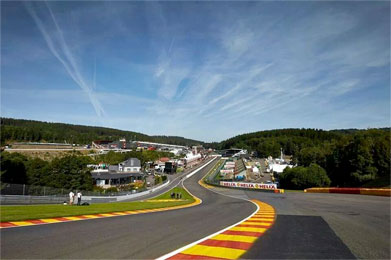 Toon Vandebosch pakt winst op Raidillon Spa – Francorchamps