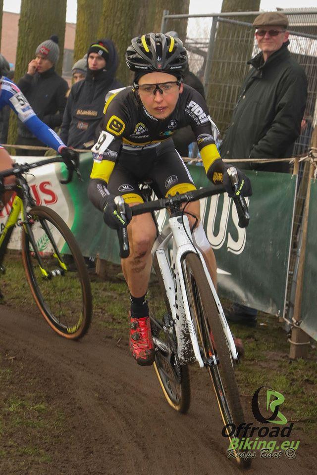 Sven Vantourenhout blik vooruit op BK bij de dames en de junioren