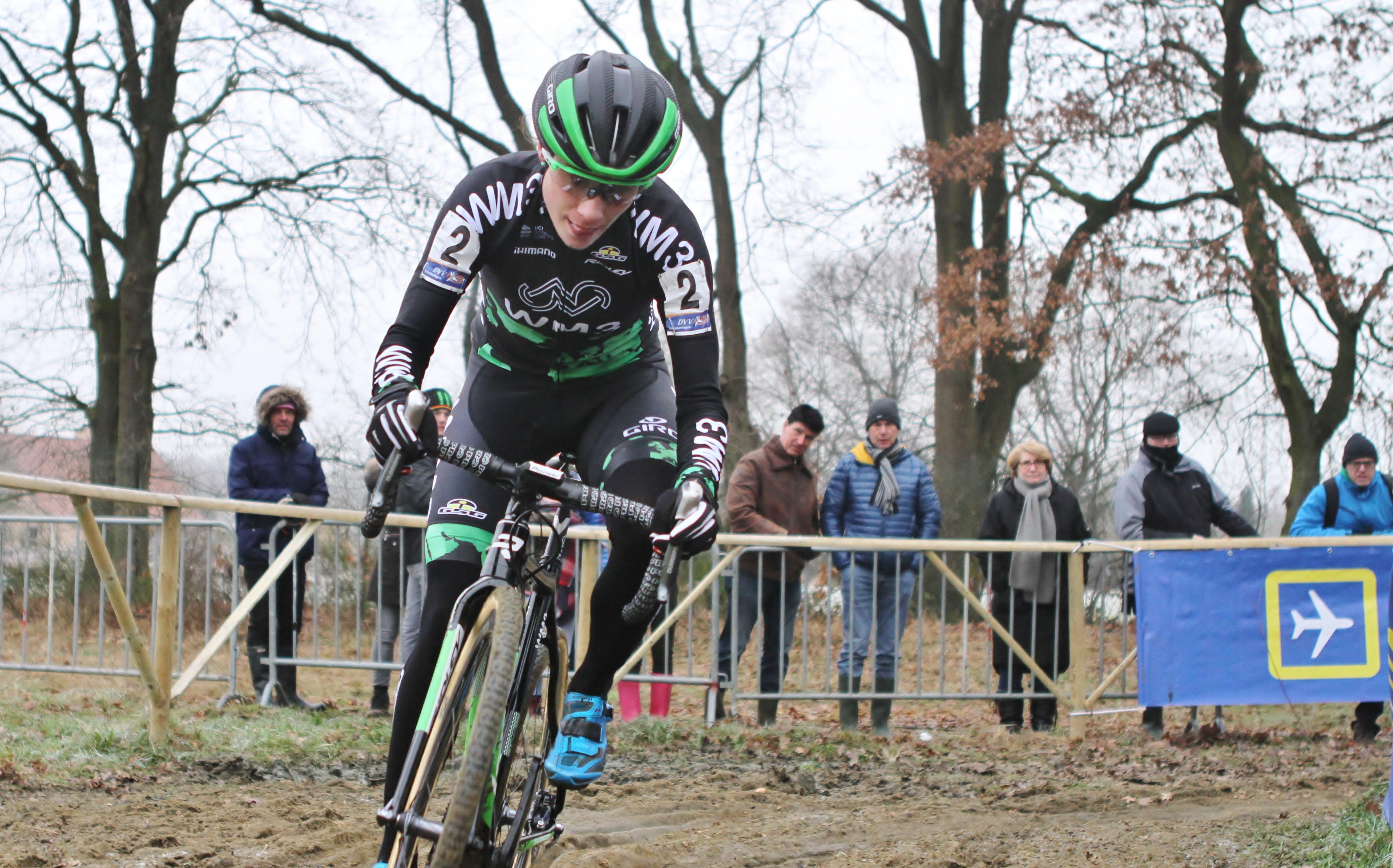 """Marianne Vos start in Antwerpen """"Winnen? Dat wordt moeilijk"""""""