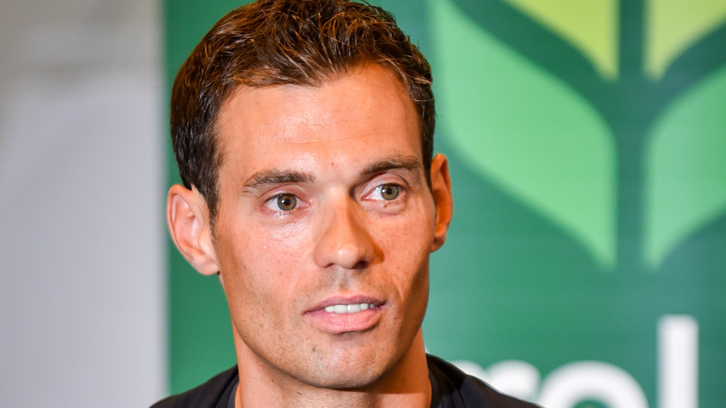 Sven Vanthourenhout wordt de nieuwe bondscoach van het veldrijden