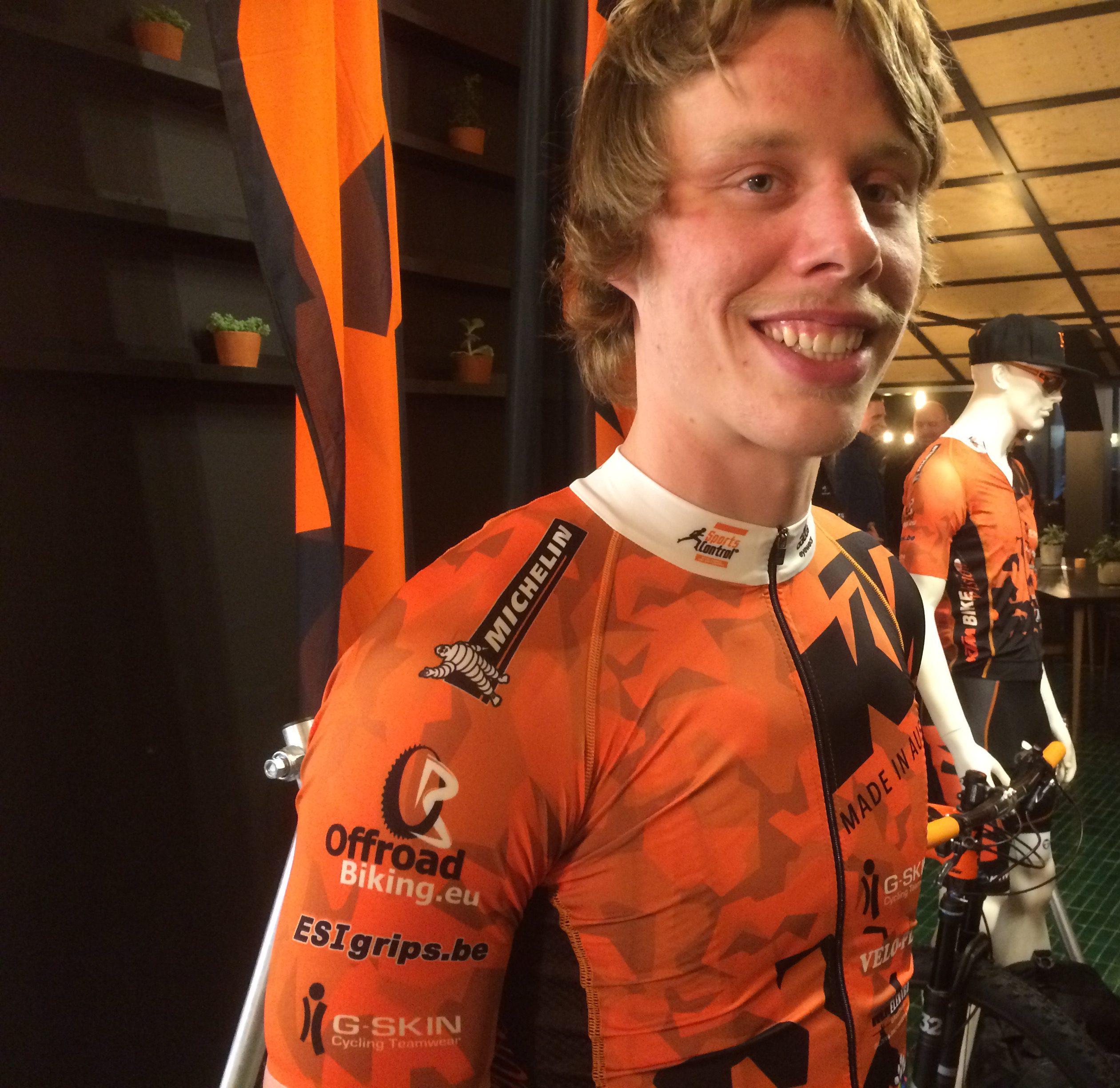 Bart De Vocht wil scoren komend seizoen