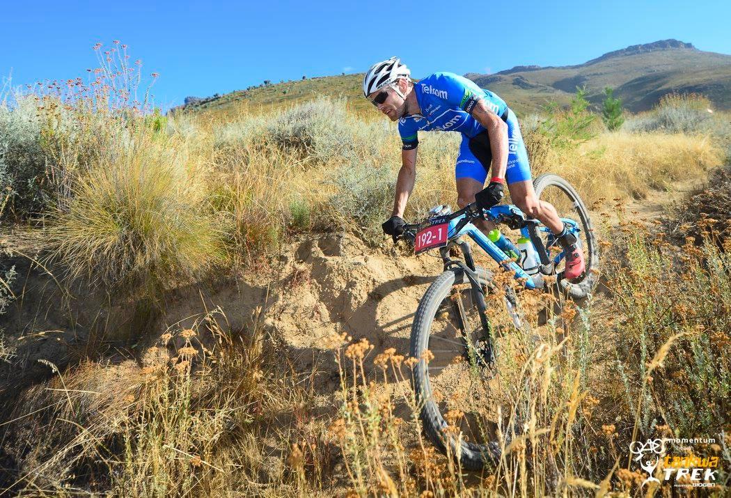 Huber en Platt winnen Tankwa Trek