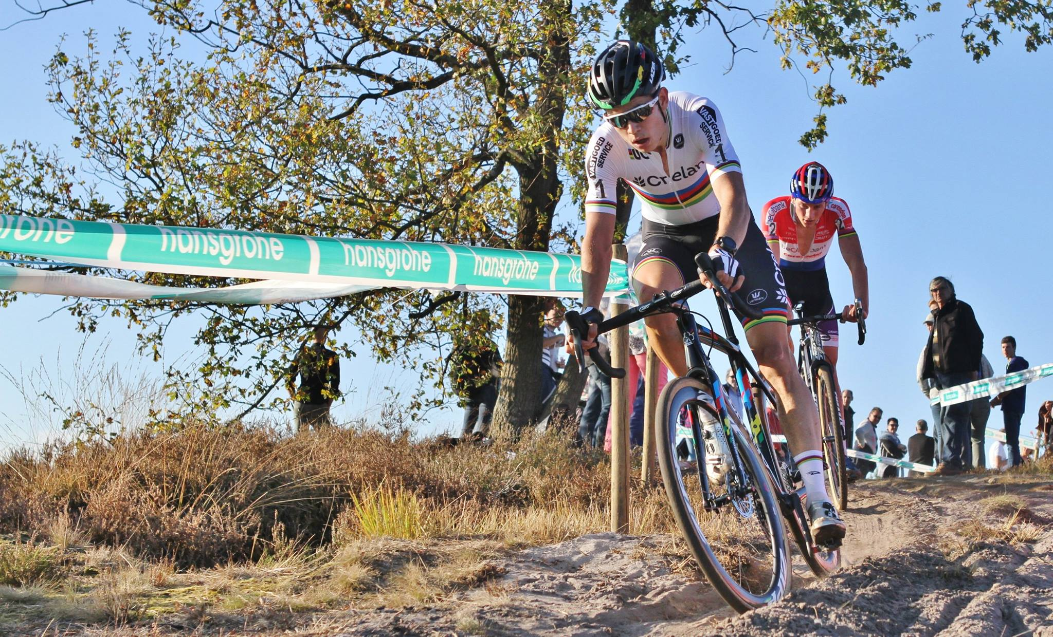 Alle toppers aanwezig op spectaculaire Soudal Cyclocross Masters