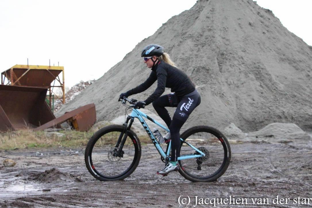 Denise Betsema start eigen one-womanteam