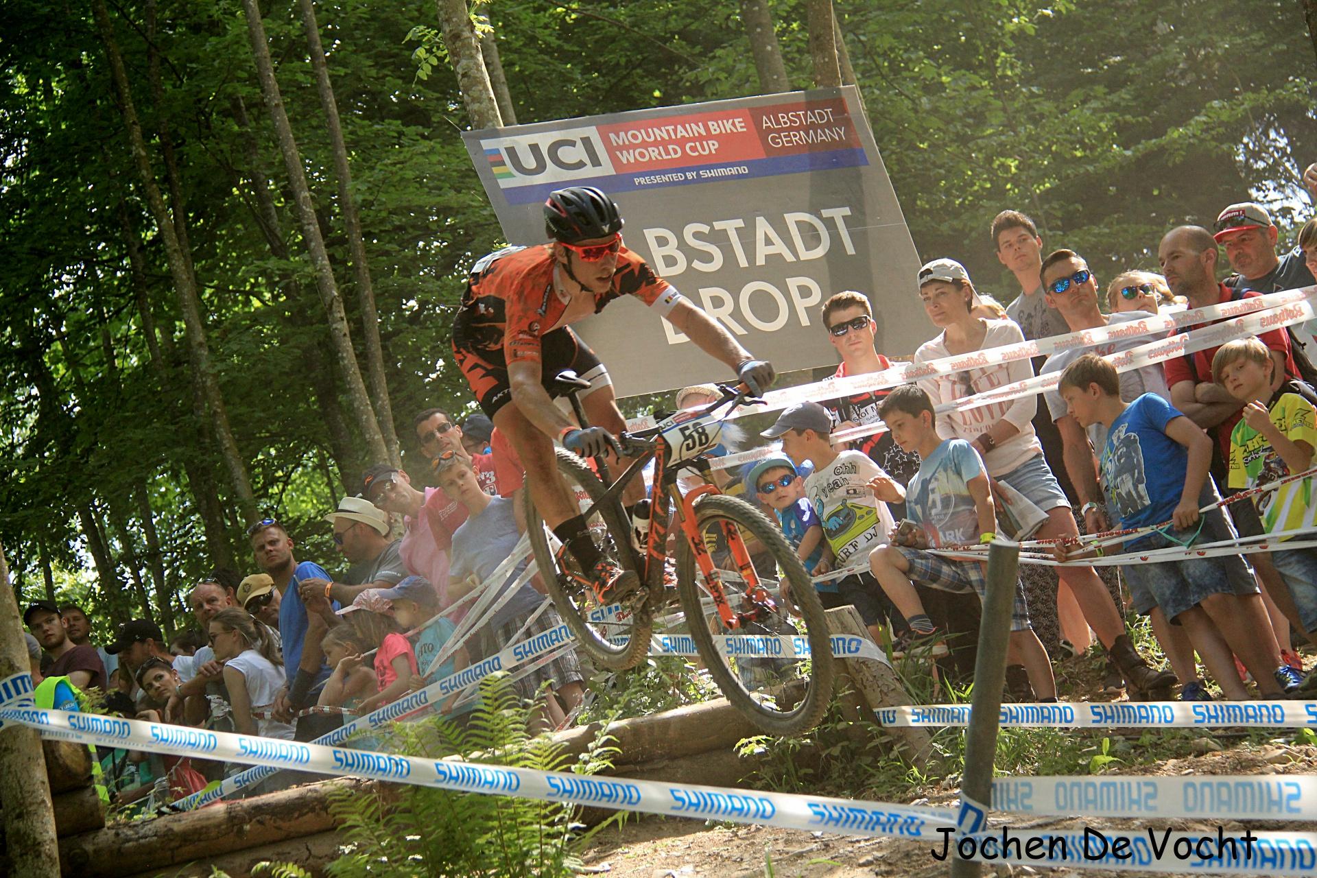 KTM Bikevision bikers blikken terug op wereldbeker Albstadt