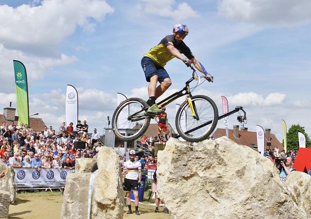Selecties WK Urban Cycling