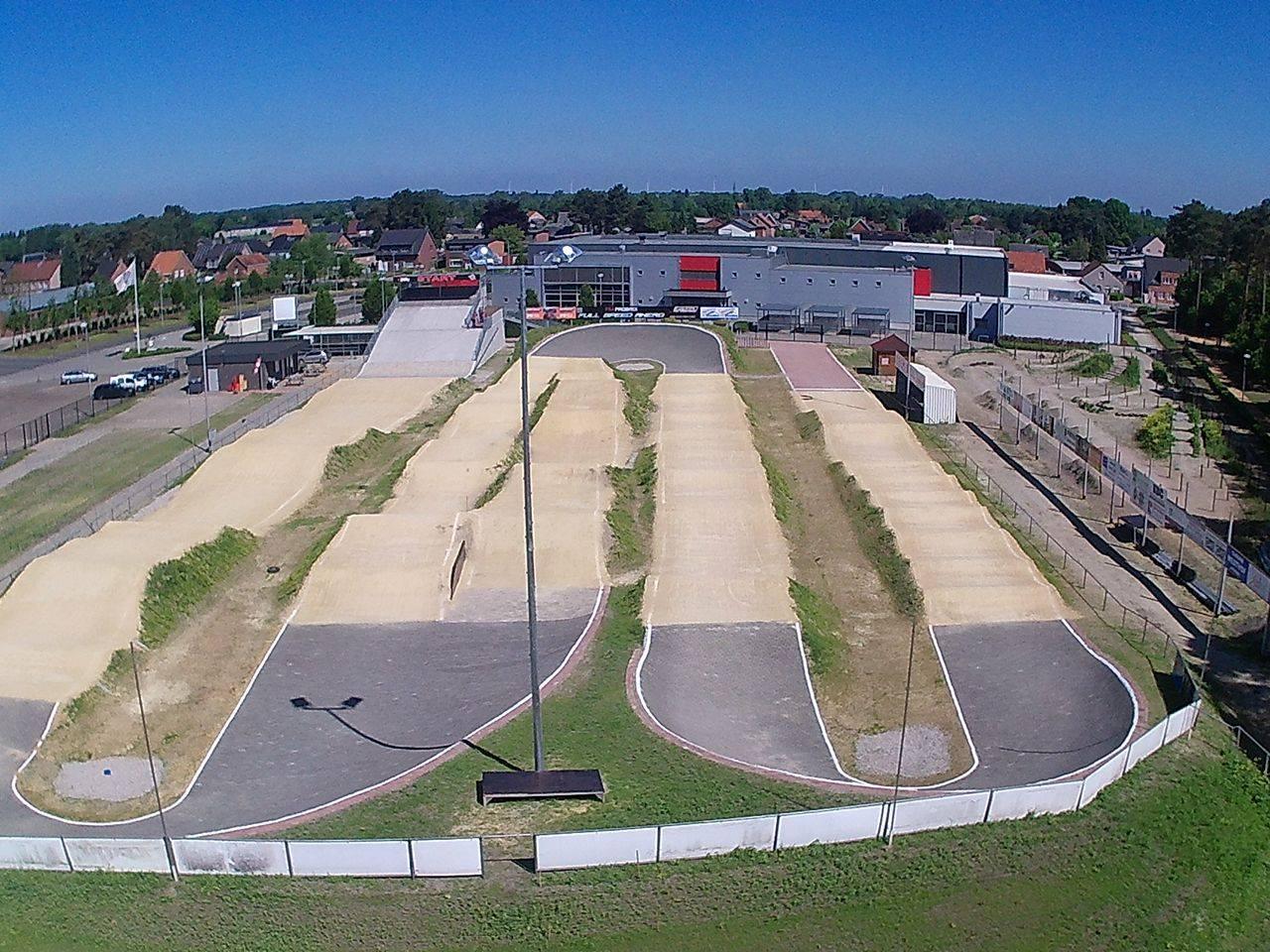 Europees kampioenschap BMX 2020 in Dessel