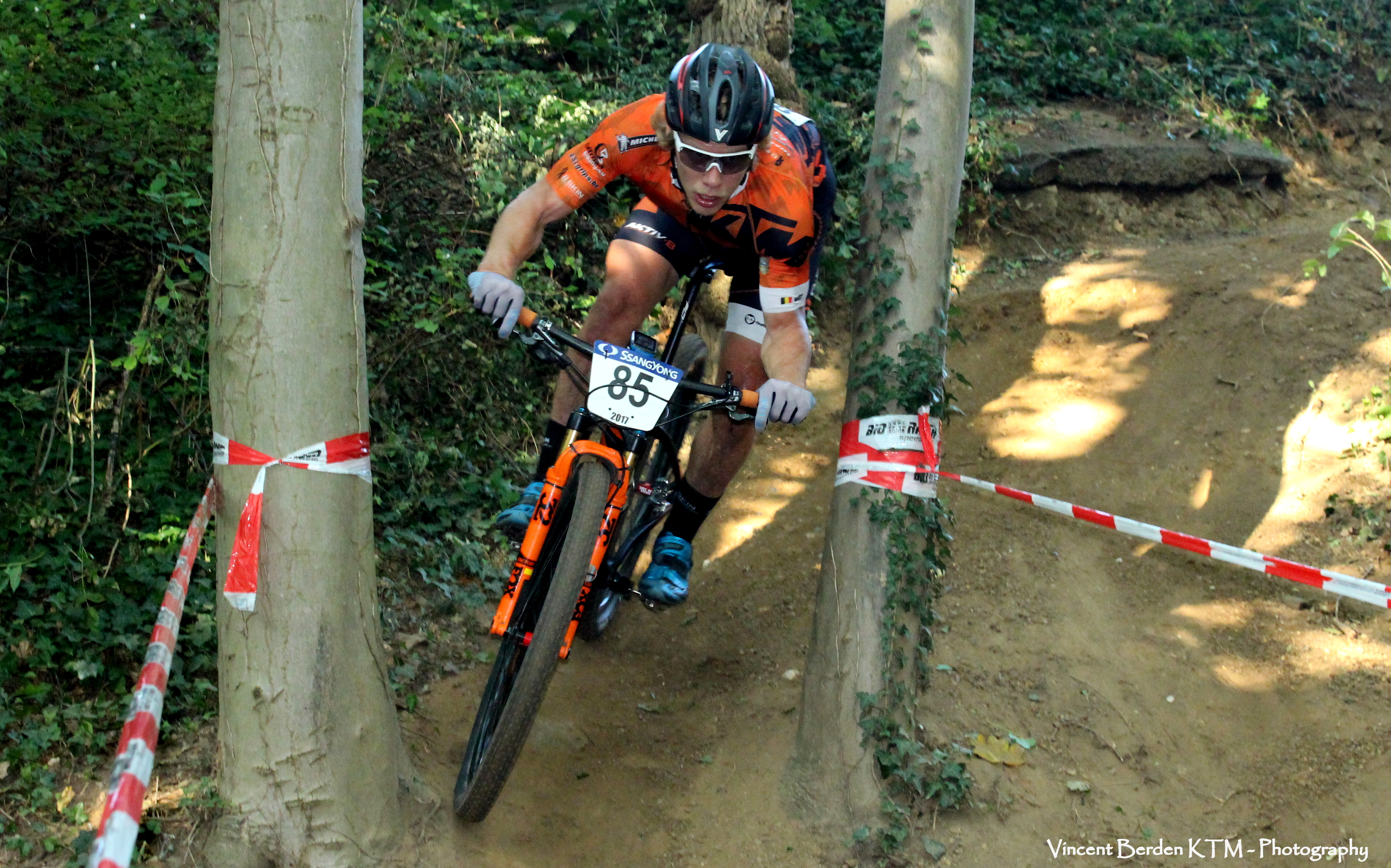 KTM Bikevision bikers reden finale Beneluxcup in Sittard
