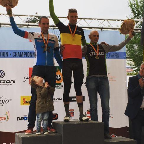 Roel Paulissen Belgisch kampioen marathon in Bouillon
