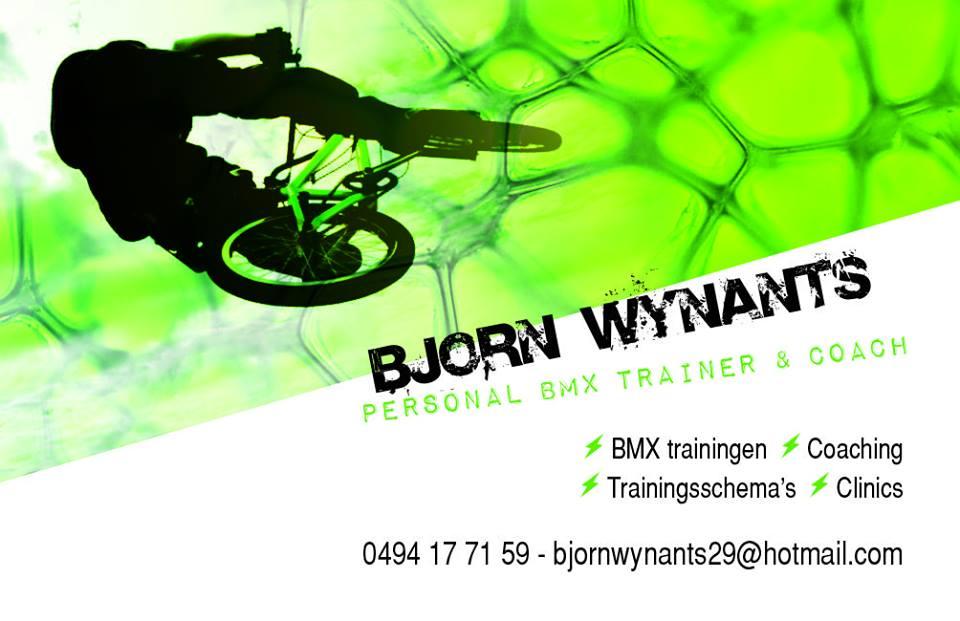 Björn Wijnants BMX Team