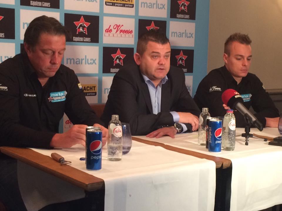Gianni Meersman volgt Danny De Bie op bij Marlux-Napoleon Games