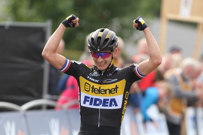 Lars Van der Haar wint DVV Trofee in Ronse