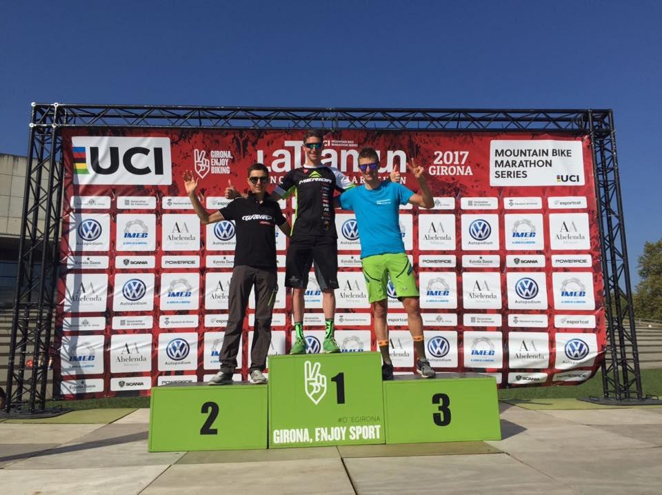 Sebastien Carabin wint marathon van La Tramun, maar wordt achteraf gediskwalificeerd