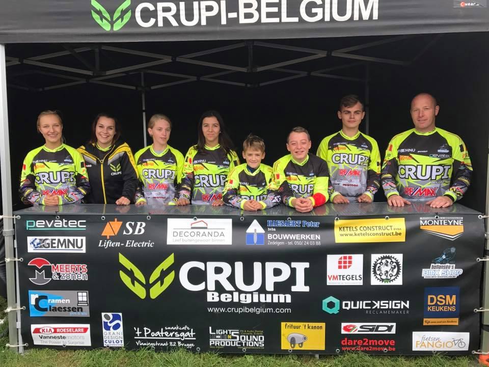 Crupi Belgium 2018