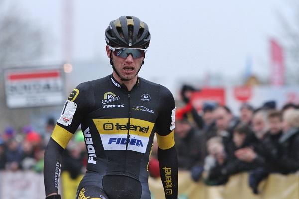 Corné van Kessel wint GP Hasselt