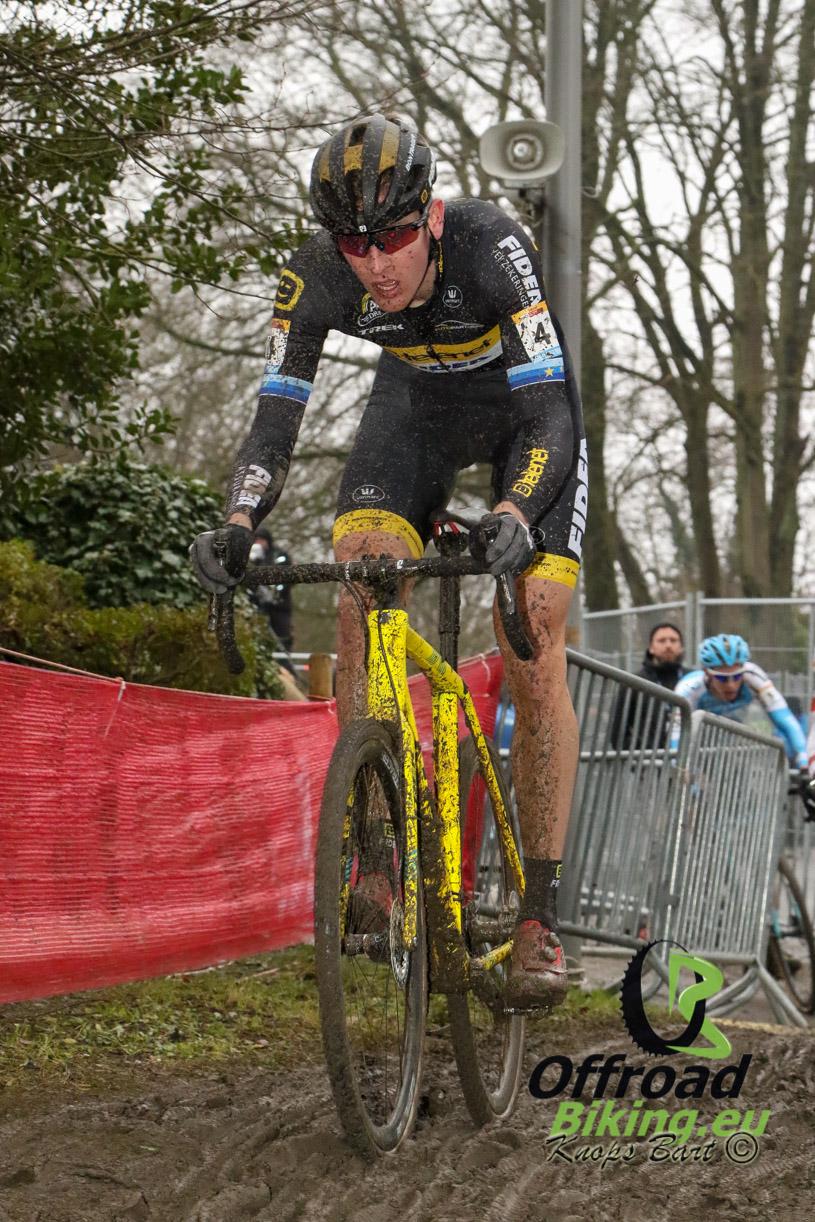 Toon Aerts wil graag winnen in Loenhout