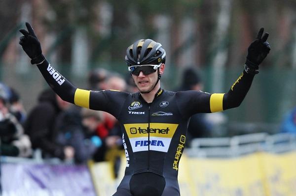 Corné van Kessel zegeviert in Soudal cyclocross Leuven