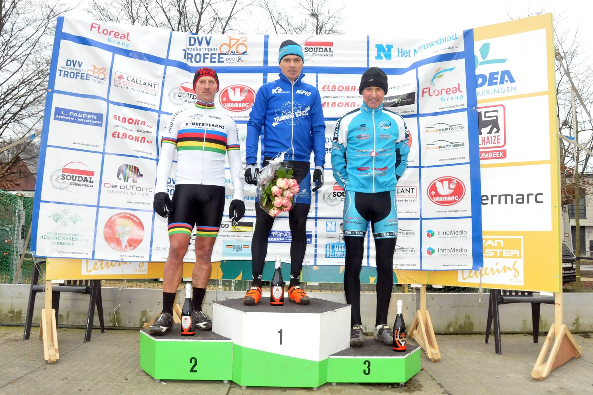 13e overwinning van Thibau Nys in Bonheiden