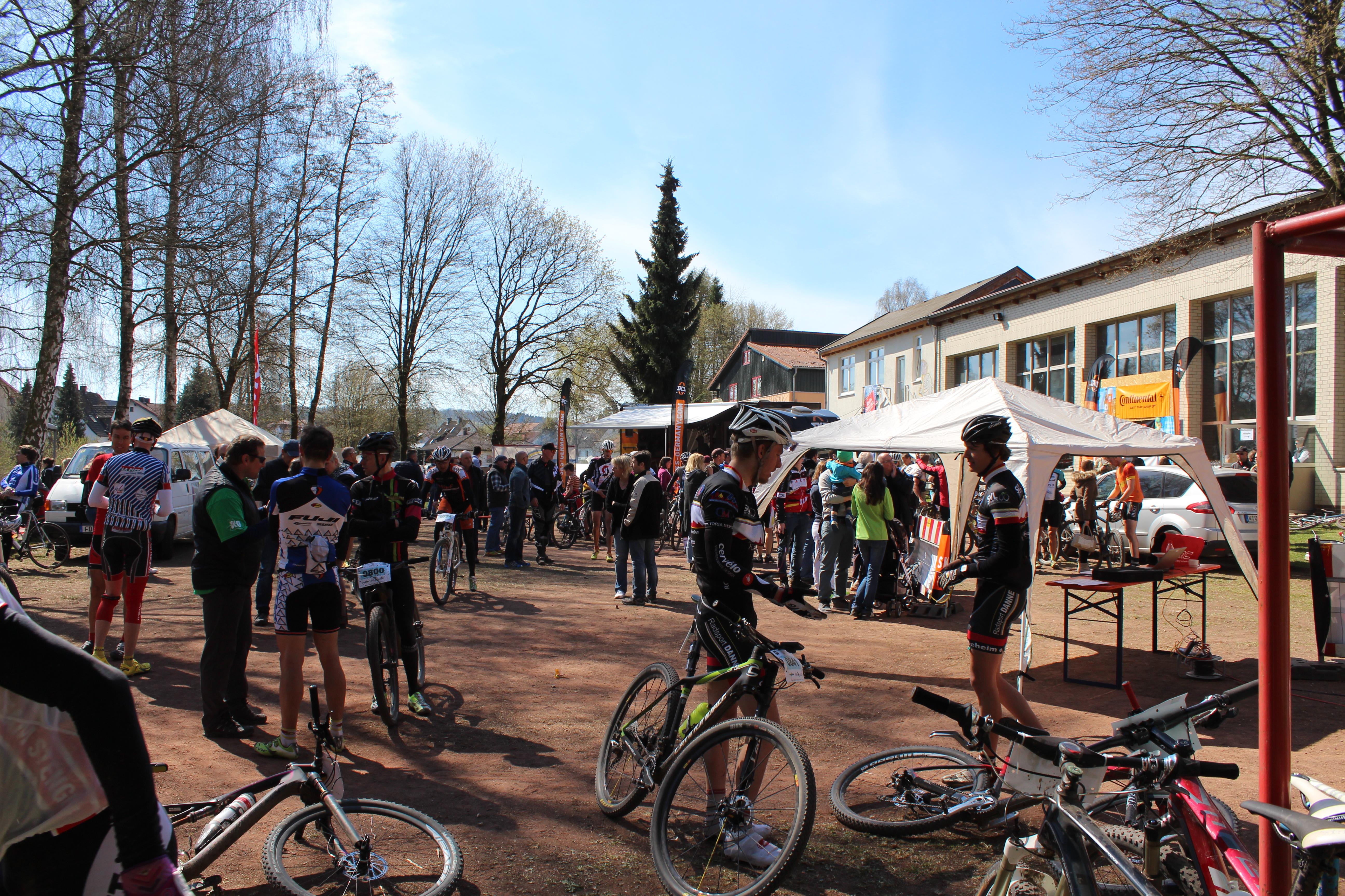 Kellerwald Bikemarathon, dé voorjaarsklassieker van de MTBmarathons