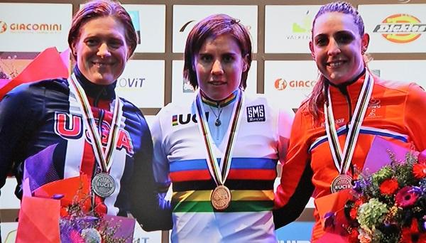 Sanne Cant verlengt wereldtitel in Valkenburg
