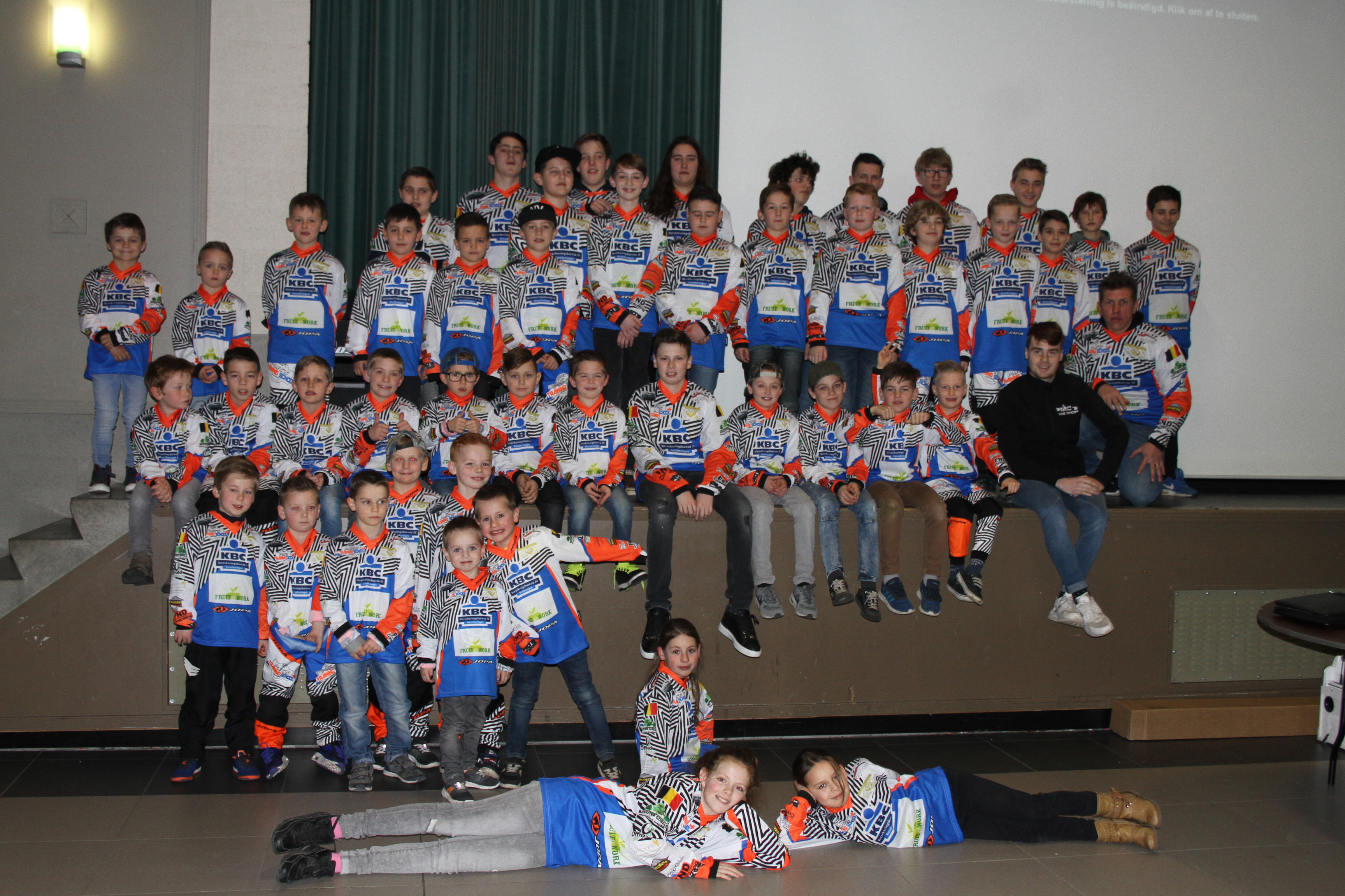 Clubvoorstelling PMC Cycling