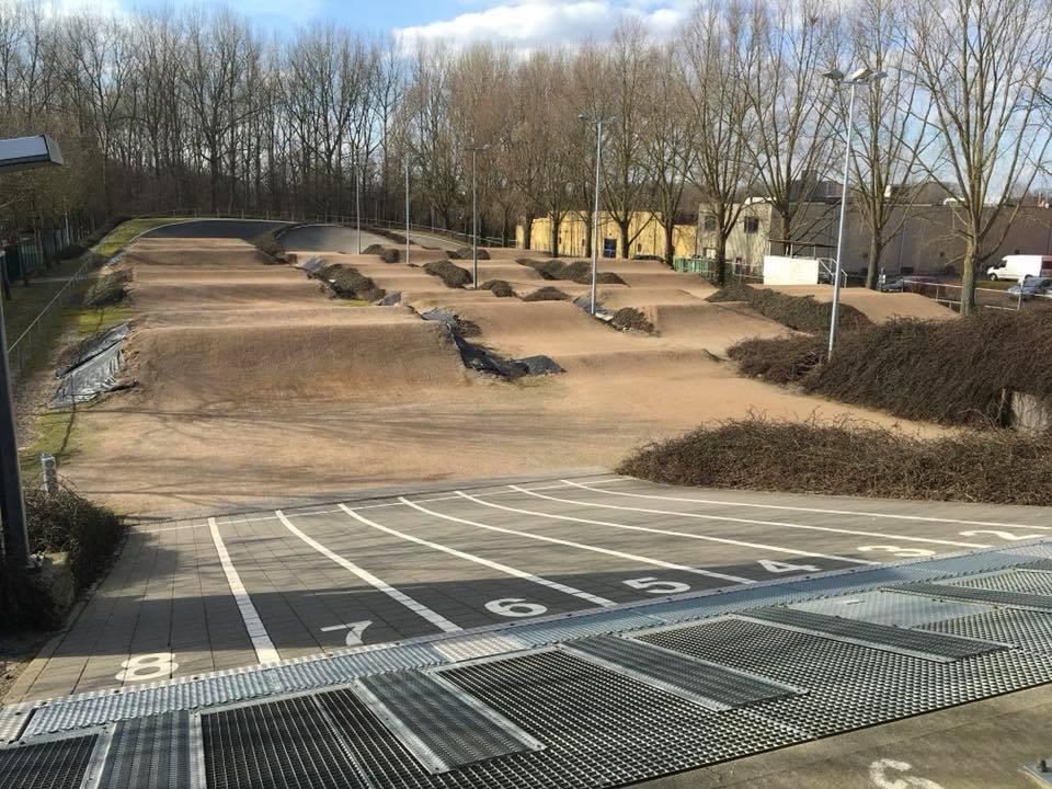 7 finaleplaatsen voor PMC Cycling in TC Gent
