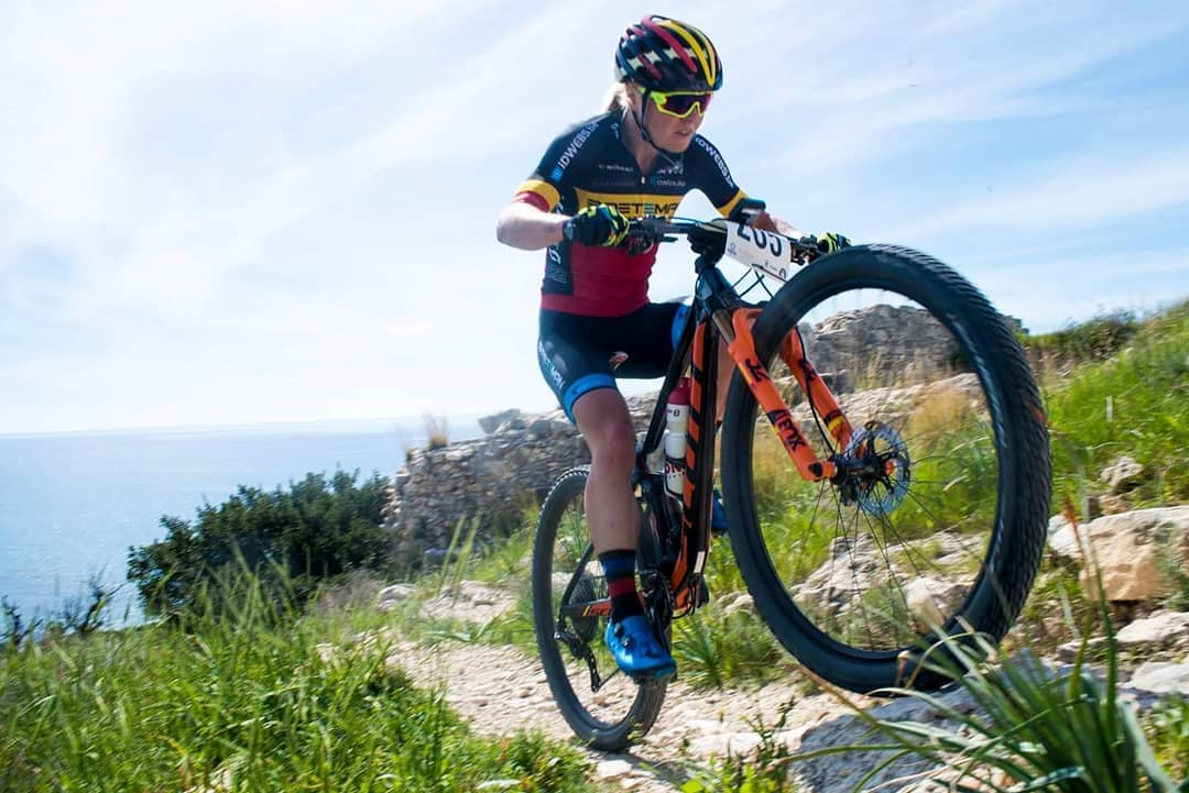 Githa Michiels blikt vooruit op de Cape Epic 2018