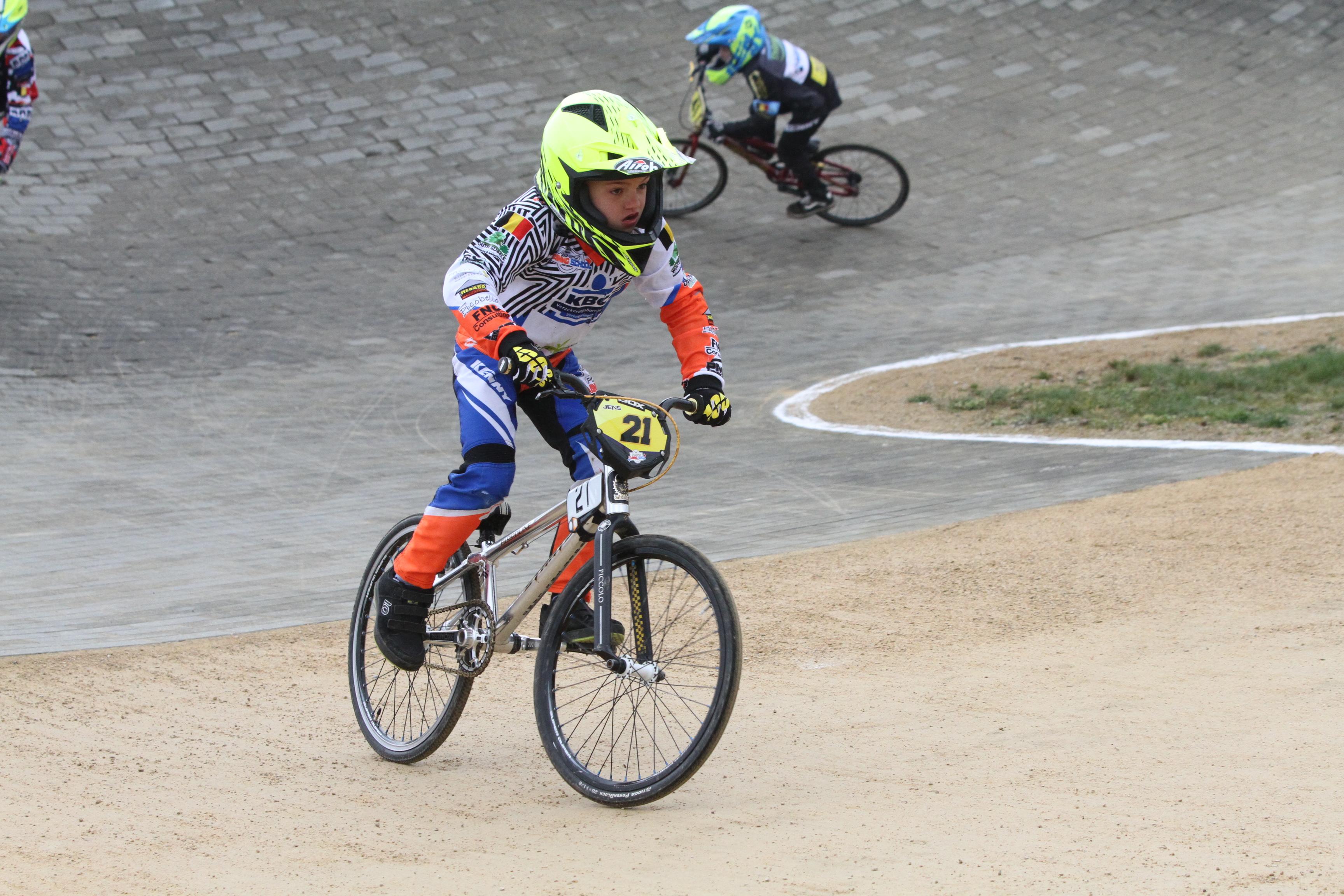 TC Ranst brengt 10 PMC Cycling finalisten met zich mee