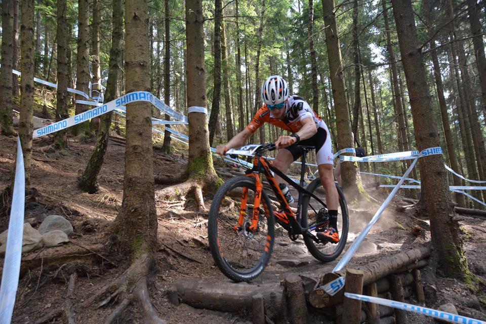 Tom Van Ingelom vierde in Deense Silkeborg