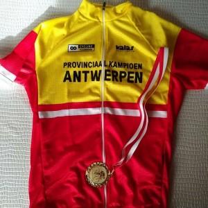 Provinciaal Kampioenschap van Antwerpen Veldrijden 2018-2019 gekend